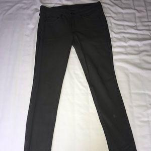 Rag&Bone army colored skinny jeans